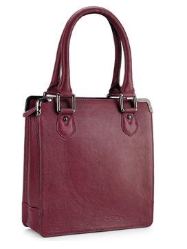 Women's Leather Handbag - PR859