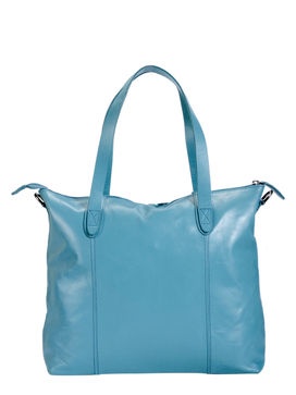 Women's Leather Tote Bag - PR897