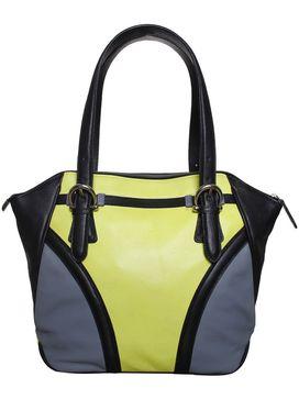 Women's Leather Shoulder Bag - PR923