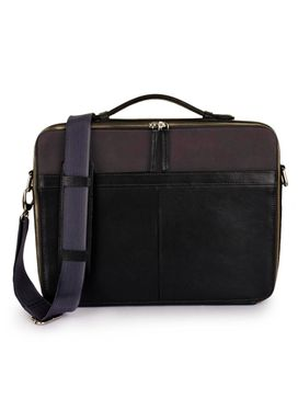 Men's Canvas Messenger Bag - PRM1294