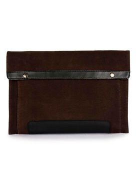 Men's Canvas Laptop Sleeve - PRM1304