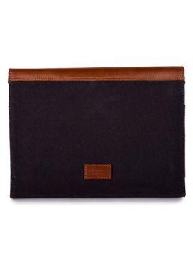 Men's Leather Laptop Sleeve - PRM1309