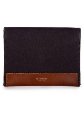 Men's Leather Ipad Sleeve - PRM1315