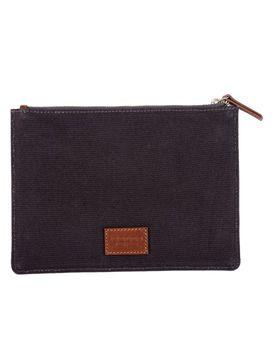 Men's Leather Ipad Sleeve - PRM1316