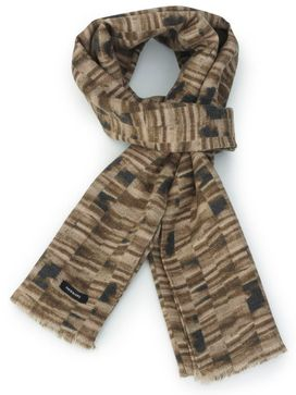 Phive Rivers Men's Olive Green Scarf