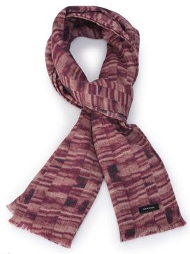 Phive Rivers Men's Purple Scarf
