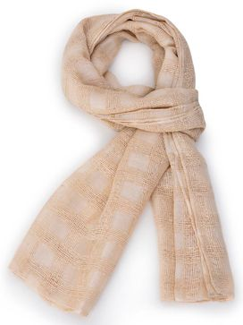 Phive Rivers Men's Off White Scarf