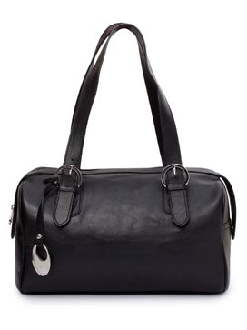 Women's Leather Handbag - PRU1327