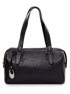 Women's Leather Handbag - PRU1327