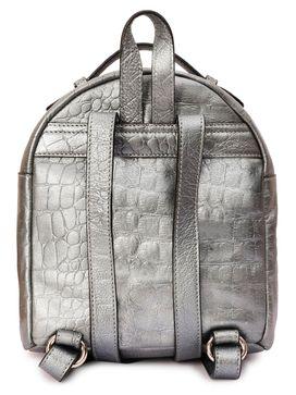 Women's Leather Backpack - PRU1341