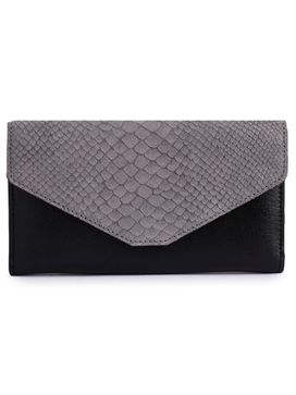 Women's Leather Wallet - PRU1380
