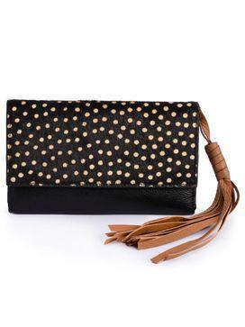 Women's Leather Wallet - PRU1381