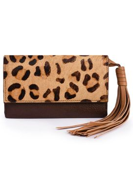 Women's Leather Wallet - PRU1382