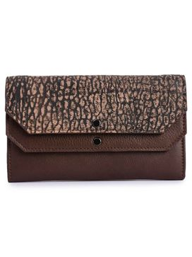 Women's Leather Wallet - PRU1386