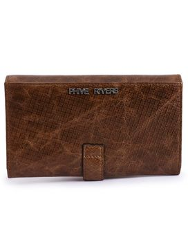 Women's Leather Wallet - PRU1388