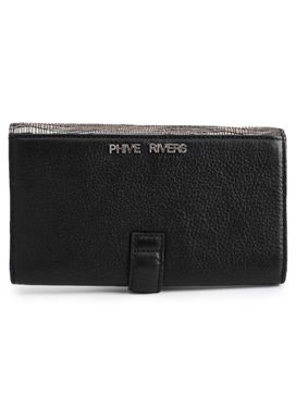 Women's Leather Wallet - PRU1391