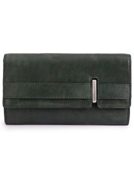 Women's Leather Wallet - PRU1398