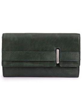 Women's Leather Wallet - PRU1398