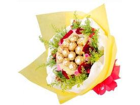 16 Ferrero Rocher Bunch