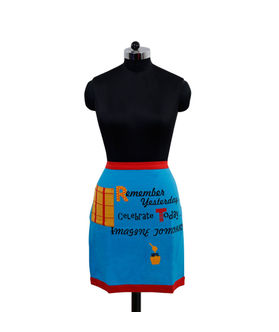 Remember YesterdayBistro Apron (Pack of 1) by Fun Club
