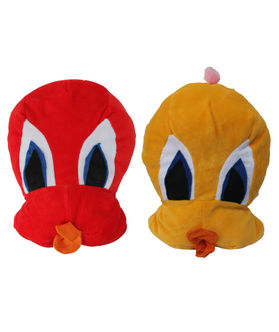 Dekor World Funny Duck Pillow (Pack of 2 Pcs)