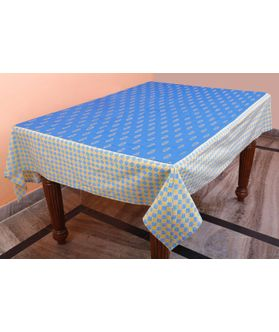 Dekor World Bonanza Collection Printed Table Cover (Pack of 1)
