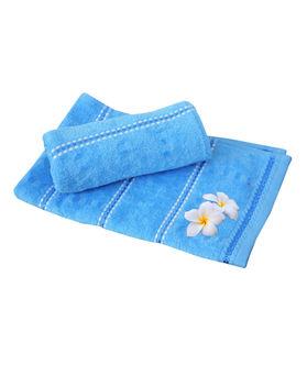 Dekor World Stripe Towel(Set of 2)