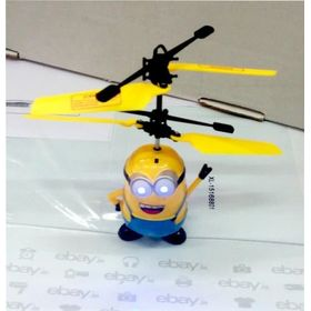Flying MINIONS Aircraft Induction Control Toy