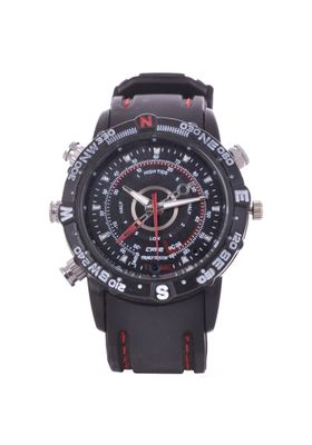 MHB Wrist watch with Spy Camera