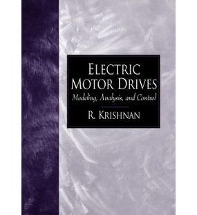 Electric Motor Drives | Krishnan