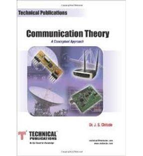 Communication Theory   Chitode