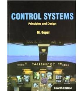 Control Systems : Principles and Design | M.Gopal