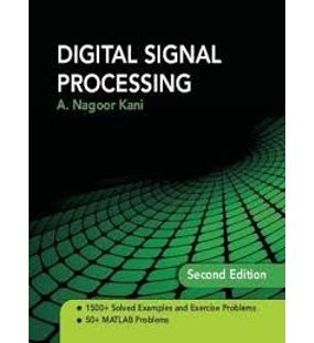Digital Signal Processing   Nagoor kani