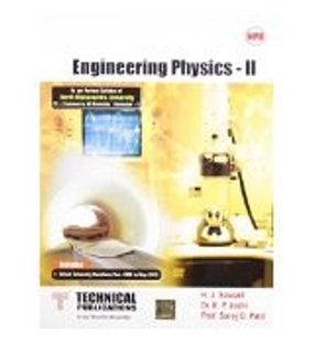 Engineering Physics 2 | H. J. Sawant