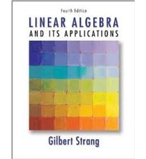 Linear Algebra and its Applications | Gilbert Strang