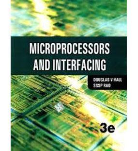 Microprocessors and its Interfacing | Douglas V Hall