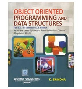 Object Oriented Programming And Data structures | M.Ramesh, K.Brindha