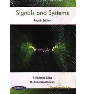Signals and systems | Ramesh Babu, R Anantharajan