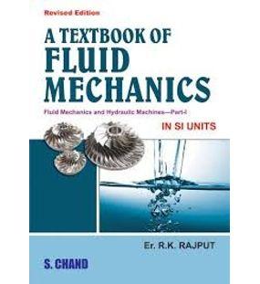 A Textbook of Fluid Mechanics | R.K.Rajput