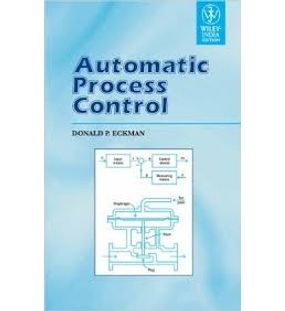 Automatic Process Control | Donald Eckman