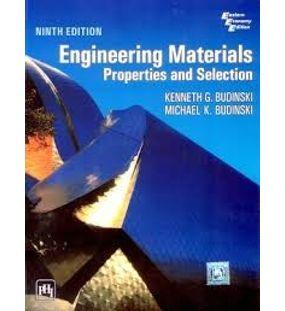 Engineering Materials | Kenneth G. Budinski , Michael K. Bundinski