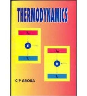 Engineering Thermodynamics | Arora