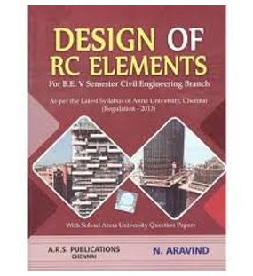 Design Of RC Elements | N.Aravind