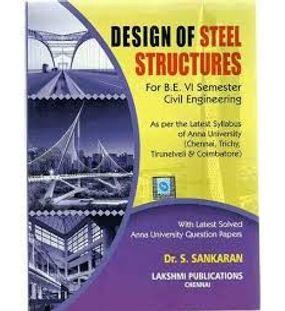 Design of Steel Structures | S. Sankaran