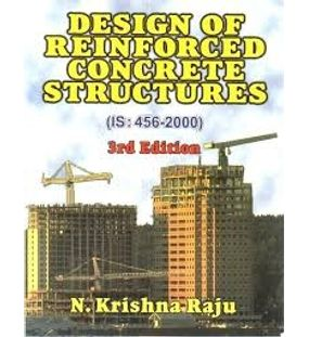 Design of Reinforced Concrete Structures | N.Krishna Raju