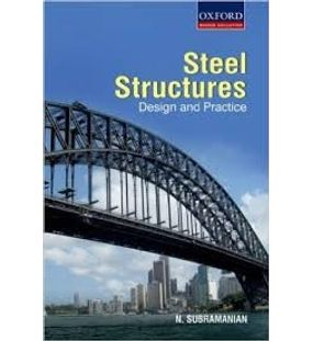 Design of Steel Structures | Subramanian