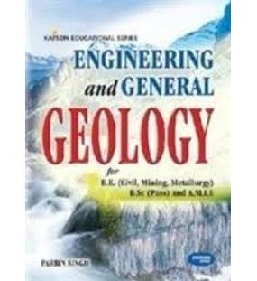 Engineering and General Geology | Parbin Singh