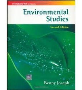 Environmental Studies | Benny Joseph