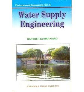 Water Supply Engineering | Santhosh Kumar Garg