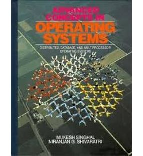 Advanced Concepts in Operating Systems   Singhal